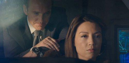 Agent Melinda May is having none of this bullshit. © ABC/Marvel Studios