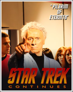 Star Trek Continues Pilgrim of Eternity